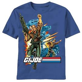 G.I. Joe: Rise of Cobra - Action Heroes T-Shirt
