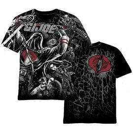 G.I. Joe: Rise of Cobra - Cobra Attacks T-Shirt