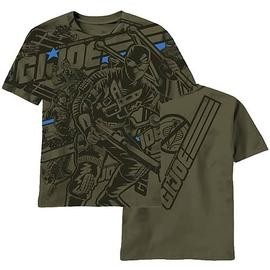 G.I. Joe: Rise of Cobra - Heroes Attack T-Shirt