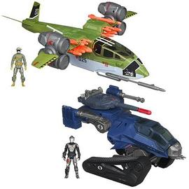 G.I. Joe: Rise of Cobra - Retaliation Delta Vehicles Wave 1