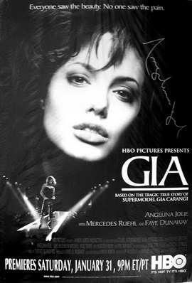 Gia - 11 x 17 Movie Poster - Style B