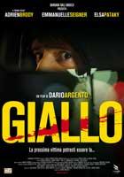 Giallo - 11 x 17 Movie Poster - Italian Style A