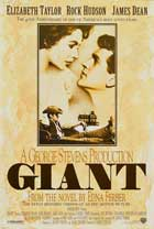 Giant - 11 x 17 Movie Poster - Style E