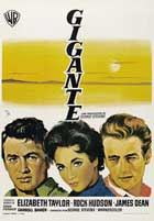 Giant - 11 x 17 Movie Poster - Spanish Style A