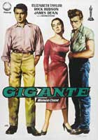 Giant - 11 x 17 Movie Poster - Spanish Style B