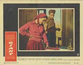 Giant - 11 x 14 Movie Poster - Style E