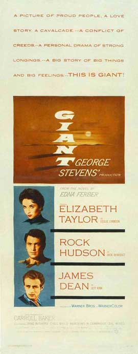Giant - 14 x 36 Movie Poster - Insert Style A