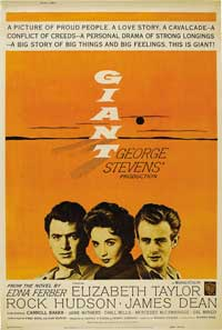 Giant - 43 x 62 Movie Poster - Bus Shelter Style B