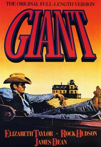 Giant - 11 x 17 Movie Poster - Style C - Museum Wrapped Canvas