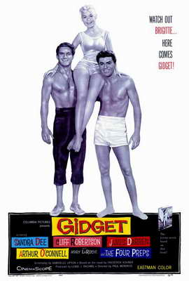 Gidget - 27 x 40 Movie Poster - Style A