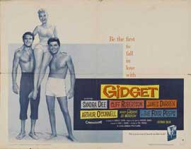 Gidget - 11 x 14 Movie Poster - Style A