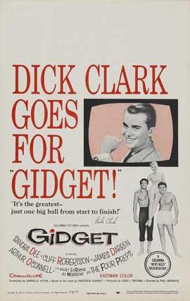 Gidget - 11 x 17 Movie Poster - Style C