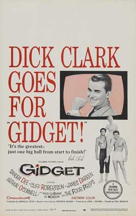 Gidget - 27 x 40 Movie Poster - Style C