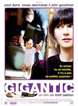 Gigantic - 27 x 40 Movie Poster - French Style A