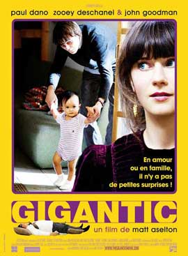 Gigantic - 27 x 40 Movie Poster - French Style B