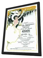 Gigi (Broadway) - 11 x 17 Poster - Style B - in Deluxe Wood Frame