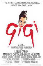 Gigi - 11 x 17 Movie Poster - Style A