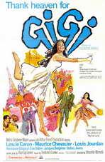 Gigi - 11 x 17 Movie Poster - Style B