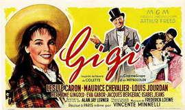 Gigi - 11 x 17 Movie Poster - Style C