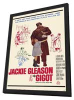 Gigot - 11 x 17 Movie Poster - Style A - in Deluxe Wood Frame