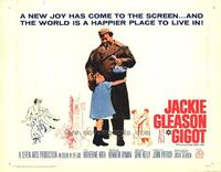 Gigot - 22 x 28 Movie Poster - Half Sheet Style A