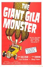 Gila Monster - 27 x 40 Movie Poster - Style A
