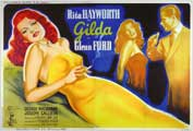 Gilda - 11 x 17 Movie Poster - French Style B