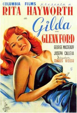 Gilda - 11 x 17 Movie Poster - Spanish Style C