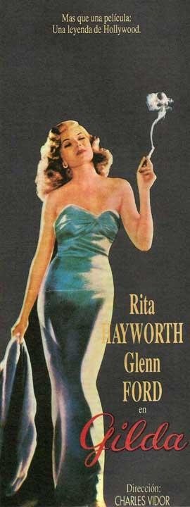 Gilda - 14 x 36 Movie Poster - Insert Style C