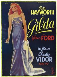 Gilda - 43 x 62 Movie Poster - French Style A