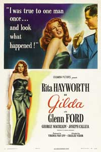 Gilda - 43 x 62 Movie Poster - Bus Shelter Style B