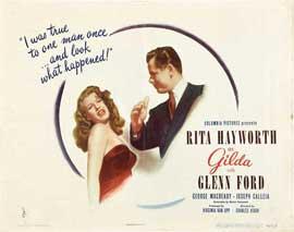Gilda - 11 x 14 Movie Poster - Style B