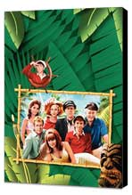 Gilligan's Island - 27 x 40 Movie Poster - Style E - Museum Wrapped Canvas