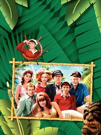 Gilligan's Island - 11 x 17 Movie Poster - Style E