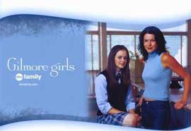 Gilmore Girls - 11 x 17 TV Poster - Style B