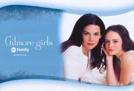 Gilmore Girls - 11 x 17 TV Poster - Style C