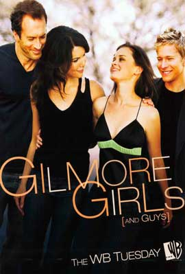 Gilmore Girls - 11 x 17 TV Poster - Style G