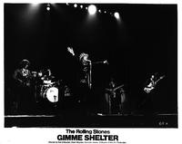 Gimme Shelter - Rolling Stones - 8 x 10 B&W Photo #6