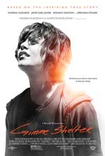 """Gimme Shelter"" Movie Poster"