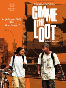 Gimme the Loot - 11 x 17 Movie Poster - Style A