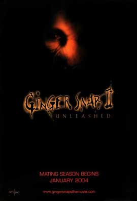 Ginger Snaps II: Unleashed - 11 x 17 Movie Poster - Style A