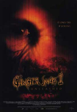 Ginger Snaps II: Unleashed - 11 x 17 Movie Poster - Style B