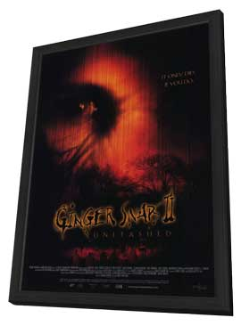 Ginger Snaps II: Unleashed - 11 x 17 Movie Poster - Style B - in Deluxe Wood Frame