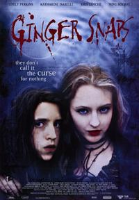 Ginger Snaps - 43 x 62 Movie Poster - Bus Shelter Style A