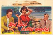 I Giorni pi� belli - 11 x 17 Movie Poster - Belgian Style A