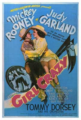 Girl Crazy - 27 x 40 Movie Poster - Style A