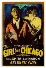 Girl from Chicago - 27 x 40 Movie Poster - Style A