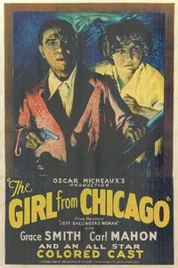 Girl from Chicago - 11 x 17 Movie Poster - Style A