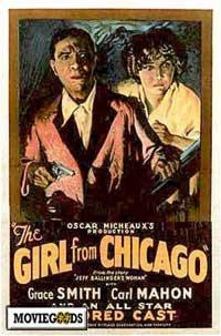 Girl from Chicago - 43 x 62 Movie Poster - Bus Shelter Style A