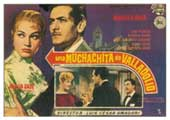 Girl from Valladolid - 11 x 17 Movie Poster - Spanish Style A